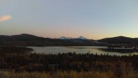 Der Colorado-Gipfel Lizenzfreie Stockfotografie