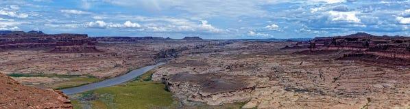 Der Colorado in Glen Canyon National Recreation Area stockfoto