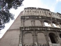 Der Colosseum Lizenzfreies Stockfoto