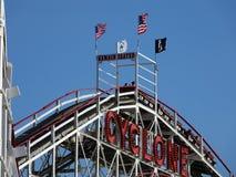 Der Coney Island-Wirbelsturm 15 Lizenzfreie Stockfotos