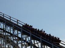 Der Coney Island-Wirbelsturm 19 Lizenzfreies Stockfoto