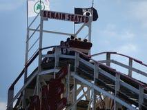 Der Coney Island-Wirbelsturm 24 Lizenzfreie Stockbilder