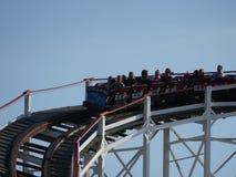 Der Coney Island-Wirbelsturm 28 Lizenzfreies Stockbild