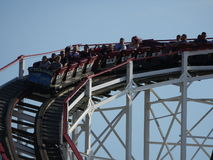 Der Coney Island-Wirbelsturm 29 Lizenzfreie Stockbilder