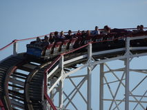 Der Coney Island-Wirbelsturm 32 Lizenzfreies Stockbild