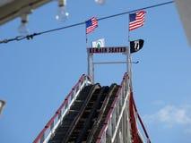 Der Coney Island-Wirbelsturm 33 Stockbilder
