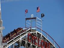 Der Coney Island-Wirbelsturm 38 Stockfotos