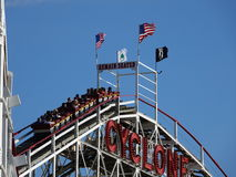 Der Coney Island-Wirbelsturm 41 Lizenzfreies Stockfoto