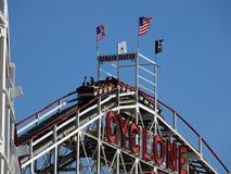 Der Coney Island-Wirbelsturm 45 Lizenzfreie Stockbilder