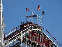 Der Coney Island-Wirbelsturm 48 Stockbild
