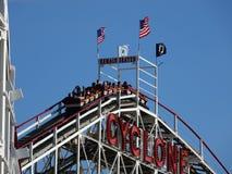 Der Coney Island-Wirbelsturm 49 Lizenzfreie Stockfotografie