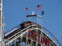 Der Coney Island-Wirbelsturm 50 Stockfoto