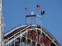 Der Coney Island-Wirbelsturm 51 Stockbilder