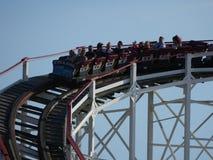 Der Coney Island-Wirbelsturm 76 Stockfoto