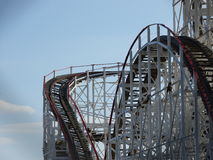 Der Coney Island-Wirbelsturm 92 Lizenzfreies Stockbild