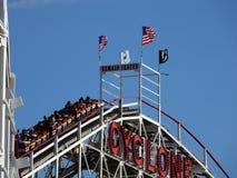 Der Coney Island-Wirbelsturm 93 Stockbilder