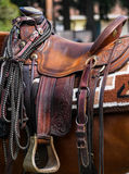 Der Cowboy Way Lizenzfreies Stockbild