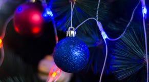 Der cristmas Ball Lizenzfreie Stockbilder