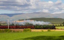 Der Cumbrian Berg ausdrücklich Stockfotografie