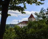 Der Daliborka-Turm Stockfotografie