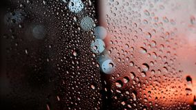 Der dauerhafte Regen 12 Lizenzfreie Stockfotografie