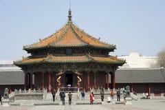 Der Dazheng Hall stockfotos