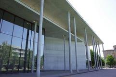 Der de Pinakothek Moderne Photographie stock libre de droits