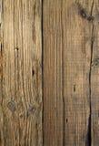 Der defekte alte Hintergrund des hölzernen Brettes Lizenzfreies Stockbild