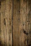 Der defekte alte Hintergrund des hölzernen Brettes Stockbild
