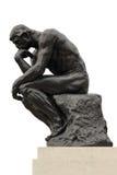Der Denker Lizenzfreies Stockbild