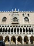 Der doges-Palast - Venedig, stockfotografie