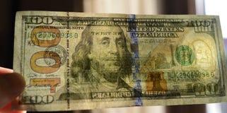 Der Dollar lizenzfreies stockfoto