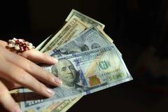Der Dollar lizenzfreies stockbild