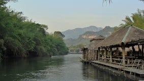 Der Dschungel von Thailand Stockbild