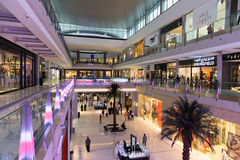 Der Dubai-Mall Stockfoto