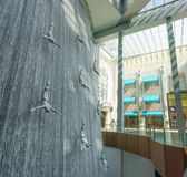 Der Dubai-Mall Lizenzfreie Stockfotos