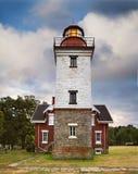 Der Dunkerque-Leuchtturm Lizenzfreies Stockfoto
