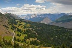 Der Durchlauf des Hirschs, Washington. Lizenzfreie Stockbilder