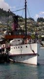 Der Earnslaw See Wakatipu Queenstown Lizenzfreie Stockbilder