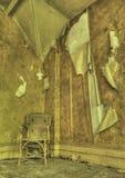 Der Ecksitz Stockbilder