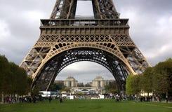Der Eiffelturm Lizenzfreie Stockfotos