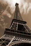 Der Eiffelturm Stockfotografie