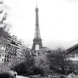 Der Eiffelturm Lizenzfreie Stockfotografie