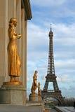 Der Eiffelturm Lizenzfreie Stockbilder