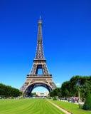 Der Eiffelturm Stockfotos