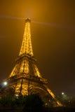 Der Eiffelturm - das Symbol von Paris Lizenzfreies Stockfoto