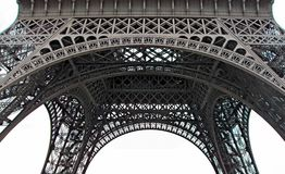 Der Eiffelturm in Frankreich Lizenzfreie Stockfotografie