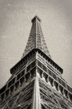 Der Eiffelturm in Paris Stockbild