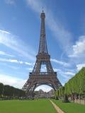 Der Eiffelturm in Paris Lizenzfreies Stockbild