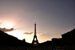 Der Eiffelturm, Paris Lizenzfreies Stockbild
